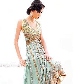 Very High Fashion Special Occasion Anarkali Pishwas Dress