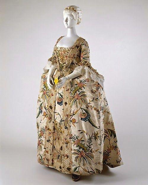XVIII wiek dekada po dekadzie: moda lat 1700-1740-tych | Modna Historia