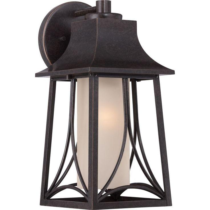 156 best light images on pinterest balconies door entry and quoizel lighting experts hunter 15 one light outdoor wall lantern aloadofball Gallery