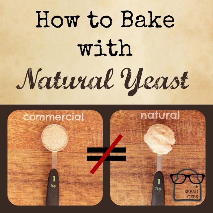 Natural Yeast Bread Recipe for Beginners