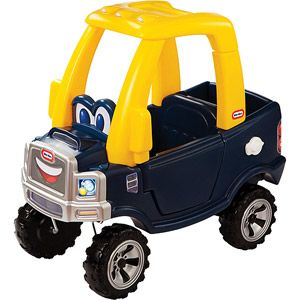 Ordered this for Little man's birthday!  Little Tikes Cozy Truck