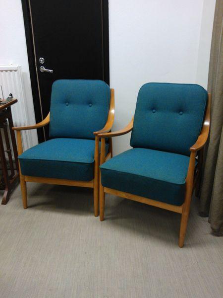 Vintage chairs www.verhoomopalttina.com
