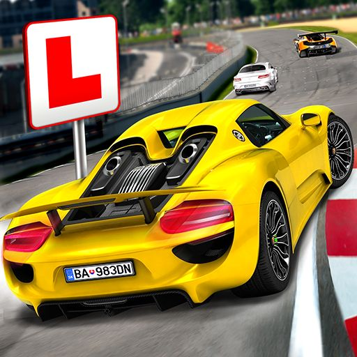 Car Racing Driving School v1.0 (Mod Apk Money) http://apk1pro.blogspot.com/2016/11/car-racing-driving-school-v10-mod-apk.html