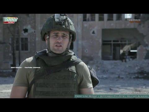 Guerra na Síria - Relatório da Linha de Frente l Academia Militar l 5.09...