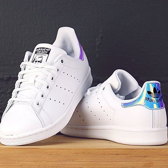 new style a5a32 e92c8 The Adidas Stan Smith Hologram is now available at ...