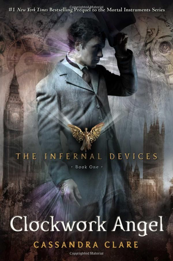 45 best ya series to read images on pinterest ya books book lists the infernal devices by cassandra clare fandeluxe Images