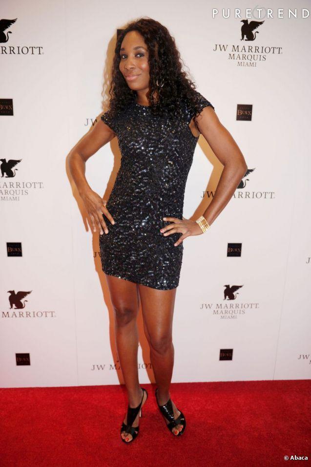 Venus Williams 1m86