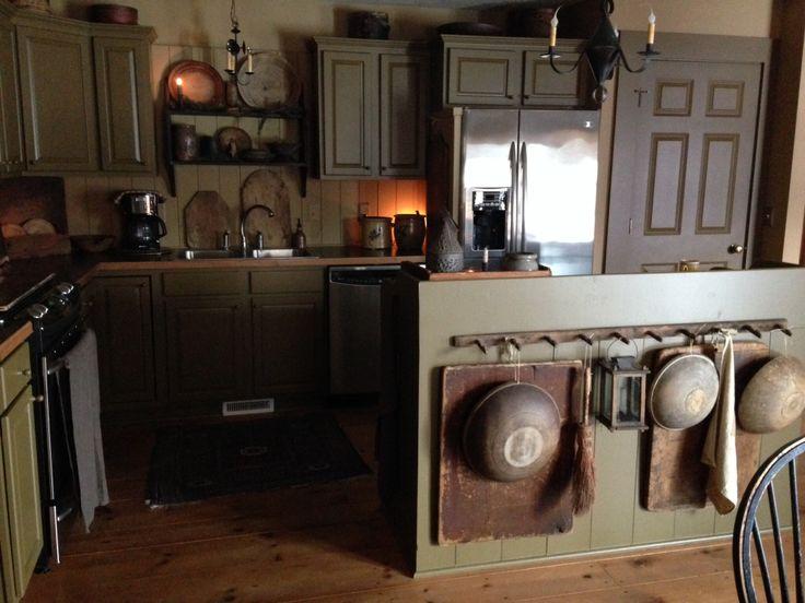 496 Best Primitive Kitchen Images On Pinterest Prim
