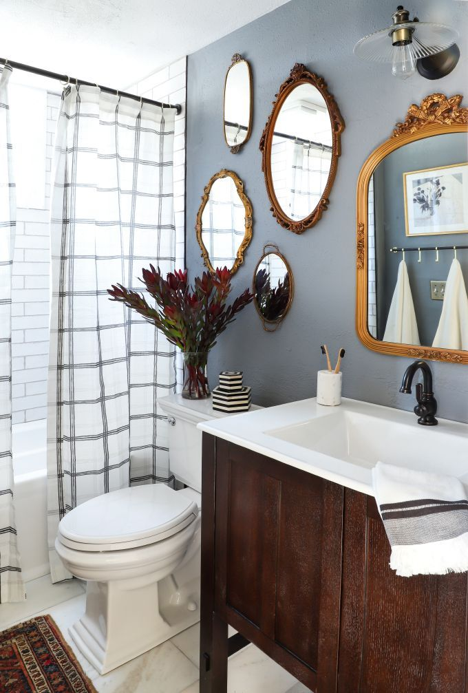 Pin By Ashley Blackstock On Architecture Bathroom Before After