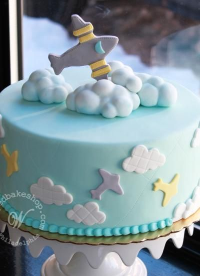 The 25 best Airplane cakes ideas on Pinterest Airplane birthday
