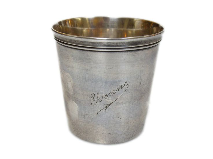 Pahar argintat 53 RON