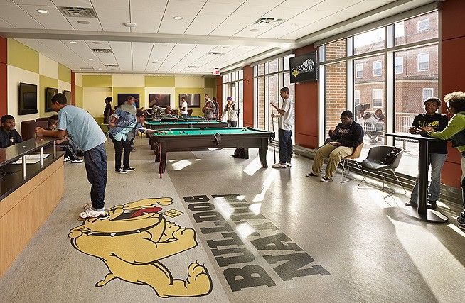 State Of Union >> Bowie State University Student Union | Learning Places | Pinterest | State university, Students ...