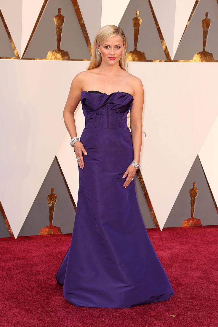 Reese Witherspoon en Oscar de la Renta | Galería de fotos 31 de 72 | VOGUE