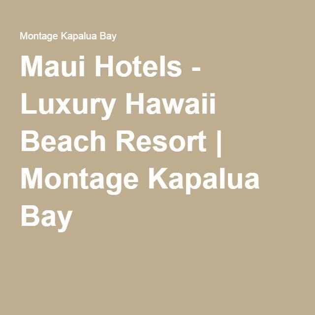 17 best ideas about maui hotels on pinterest hotels in maui hawaii best hotels maui and best. Black Bedroom Furniture Sets. Home Design Ideas