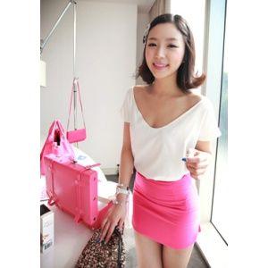 [픽키스트] korea fashion 미니멀리스트 blouse 많은사랑 감사드려요 실키한 텍스쳐로 흘러내리는듯 자연스러운 핏감이랍니다 - 29,000원 by 츄
