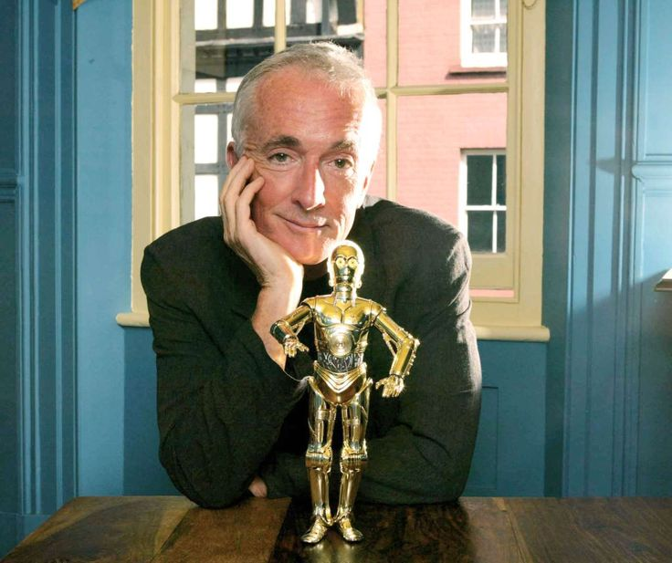 anthony daniels in costume - photo #30