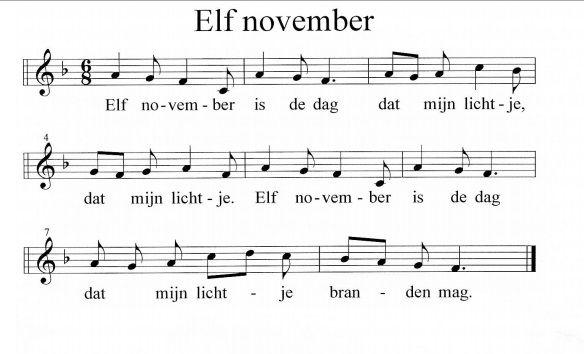 11 november is de dag