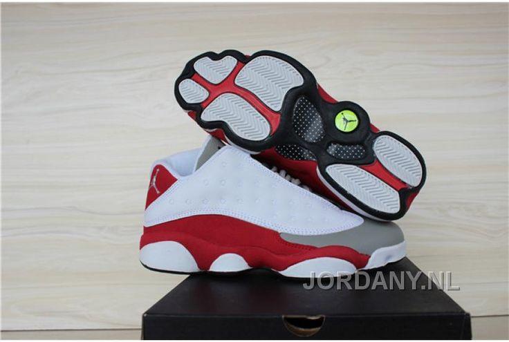 "http://www.jordany.nl/air-jordans-13-low-grey-toe-shoes-for-sale-online.html AIR JORDANS 13 LOW ""GREY TOE"" SHOES FOR SALE ONLINE Only 77,64€ , Free Shipping!"