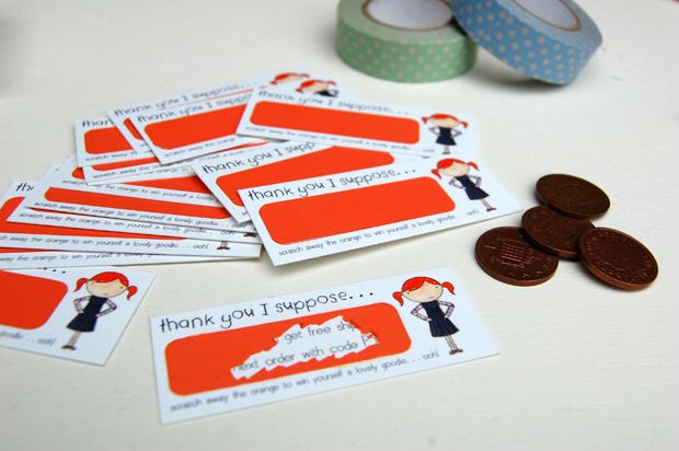 how to make scratch card paint