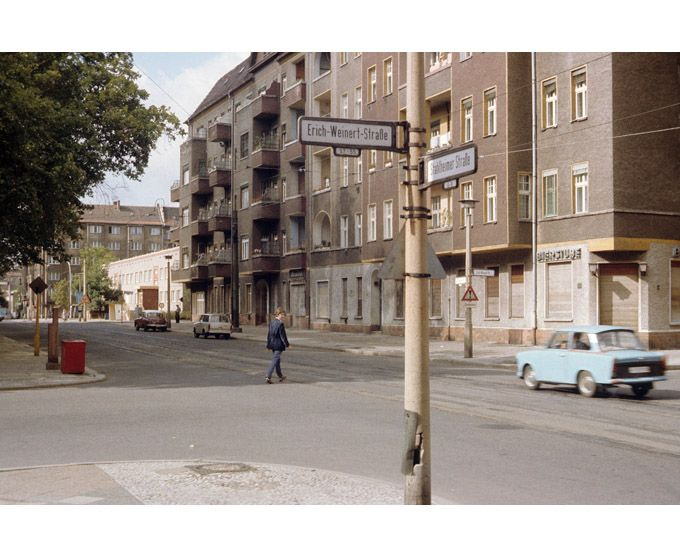 Photos of East Germany from the STASI archives: Photo