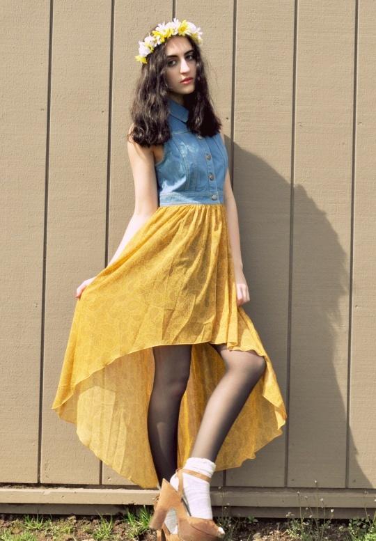 Tori Bonaventura for WhatIWear.com