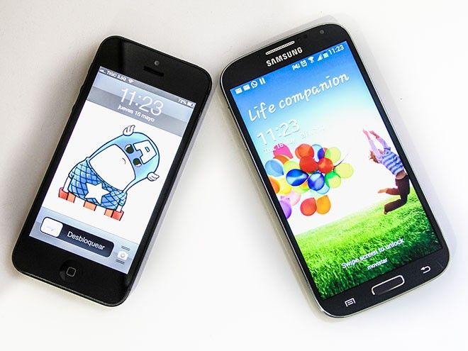 Precios del #iPhone5s, #iPhone5c Vs. #S4 y #S4Mini ¿cuál comprar?