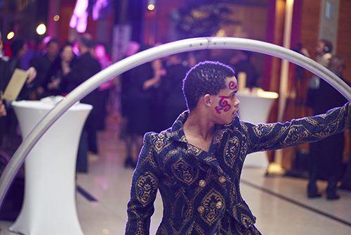 Zip Zap Circus performer  #StyleNight