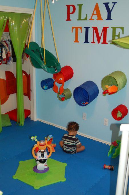 Little Boys Nursery/Toddler Room