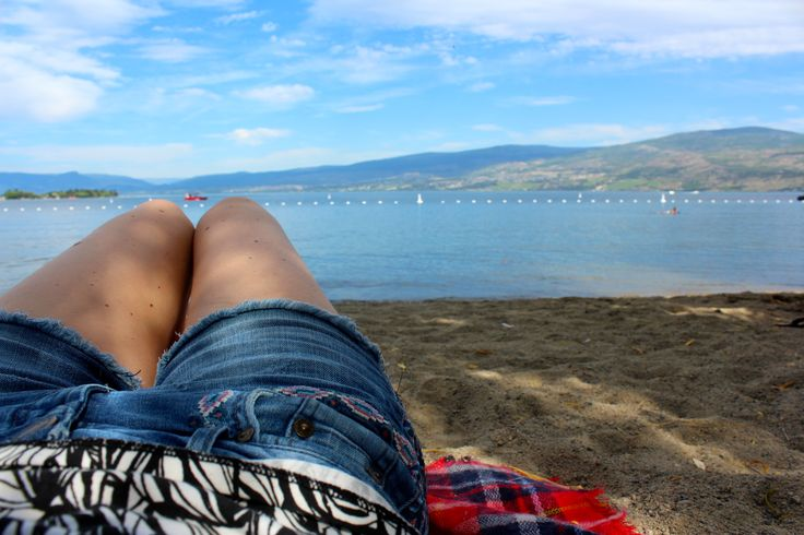 Days off - when I'm not working, you'll probably find me by a body of water.
