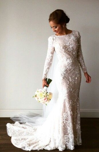 289 best Wedding dresses images on Pinterest | Beautiful wedding ...