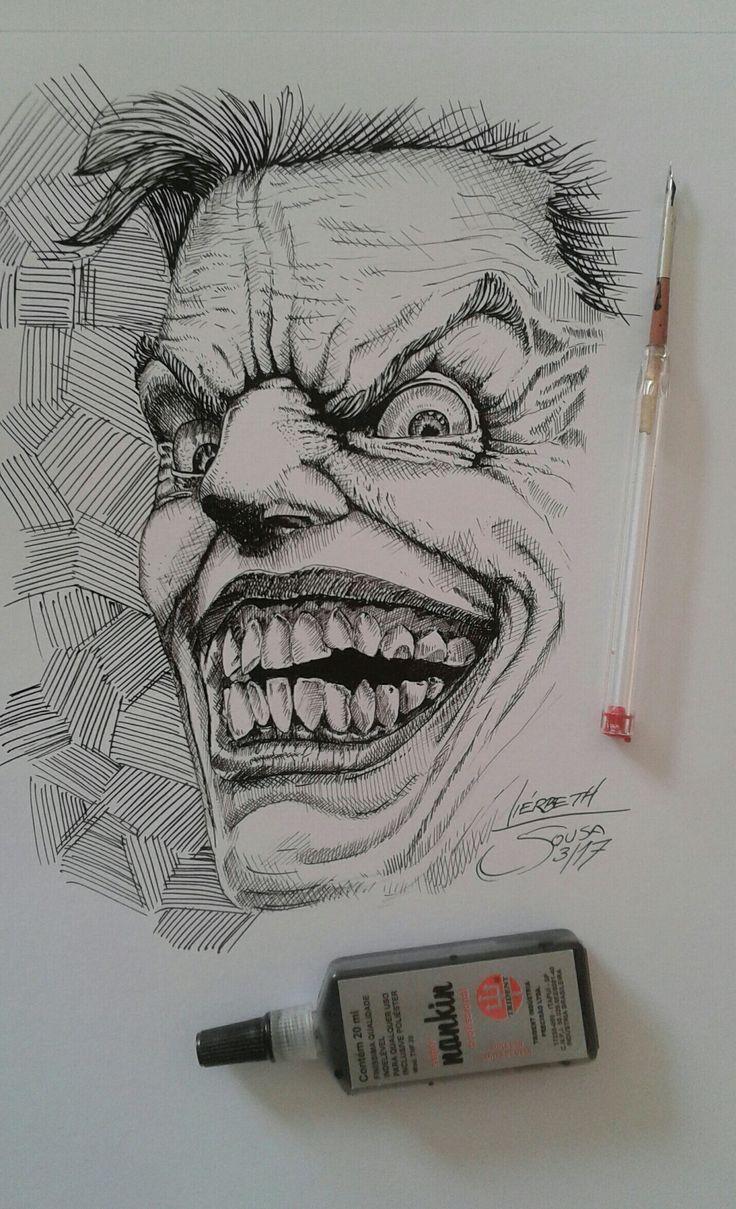 Bico de pena drawing