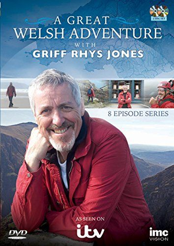 From 7.62:A Great Welsh Adventure With Griff Rhys Jones - As Seen On Itv1 [dvd] | Shopods.com