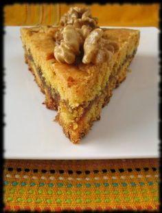 Torta Fichi e Noci
