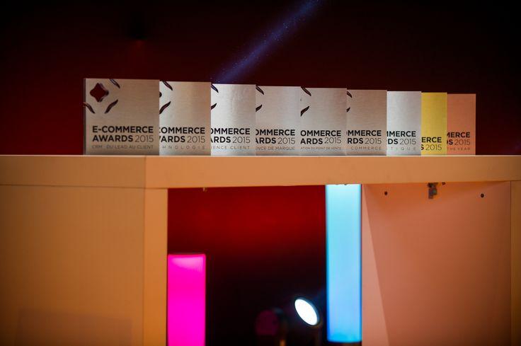 E-Commerce Awards 2015 #ECP15 #ParisRetailWeek #AWARDS
