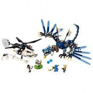 LEGO Ninjago Limited Edition Lightning Dragon Battle (2521): Lightning Dragon, Sets 2521, Limited Editing, Position Ninjago, Dragon Battle, 2521 Lightning, Legoninjago, Ninjago Limited, Editing Sets
