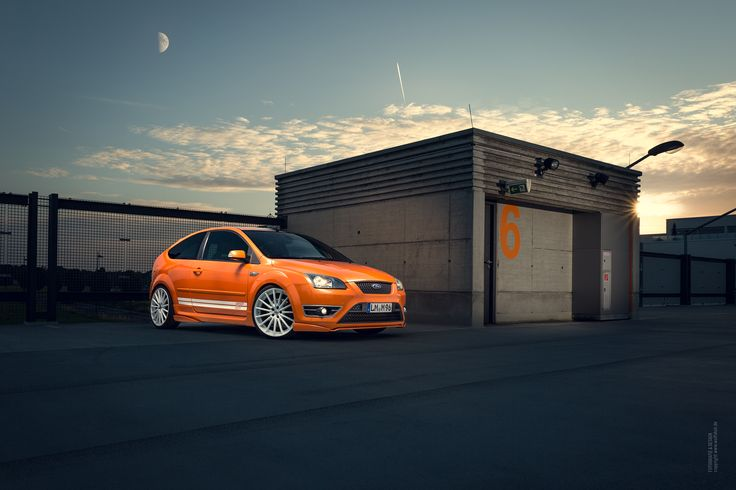 Automotive, lightpaining, ford st WOLFSHOT // Fotografie & Design // Fotograf aus Limburg