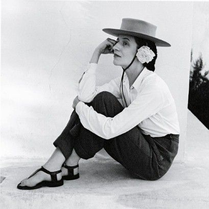 """Unshined shoes are the end of civilization"" – Diana Vreeland"