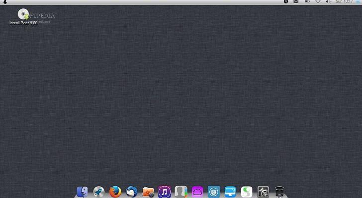 Pear OS 8 Screenshot Tour – Beautiful and Unoriginal http://news.softpedia.com/news/Pear-OS-8-Screenhot-Tour-Beautiful-and-Unoriginal-398780.shtml