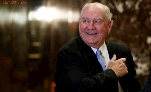 Donald Trump to name ex-Georgia Governor Sonny Perdue as agriculture secretary