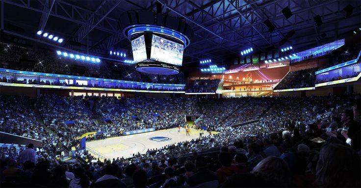 Update: Golden State Warriors Stadium / Snøhetta + AECOM