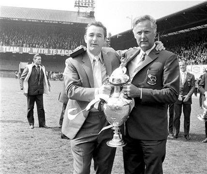 Brian Clough & Peter Taylor