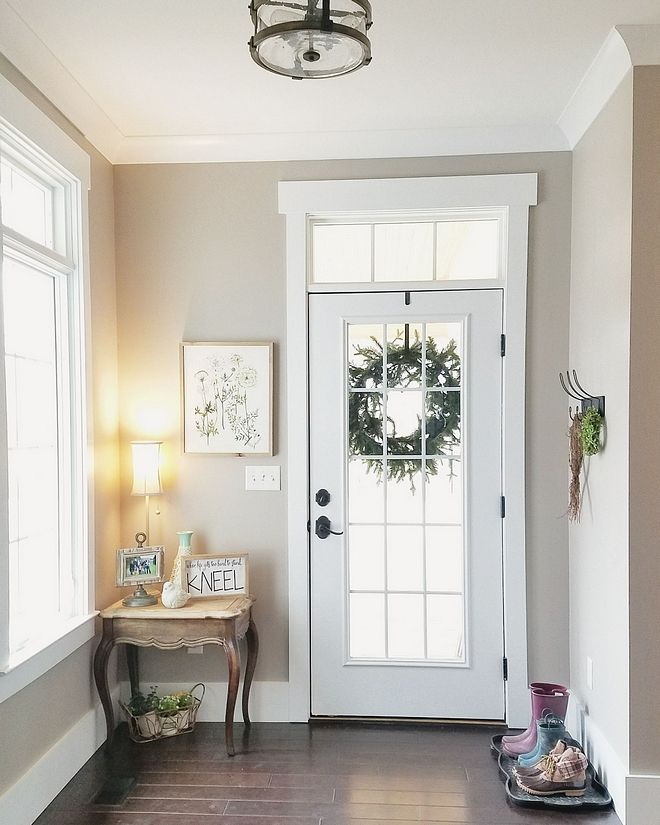 Perfect Greige By Sherwin Williams Neutral Light Tan With A Hint Of Grey Paint Color Paint Colors For Living Room Room Paint Colors Living Room Paint