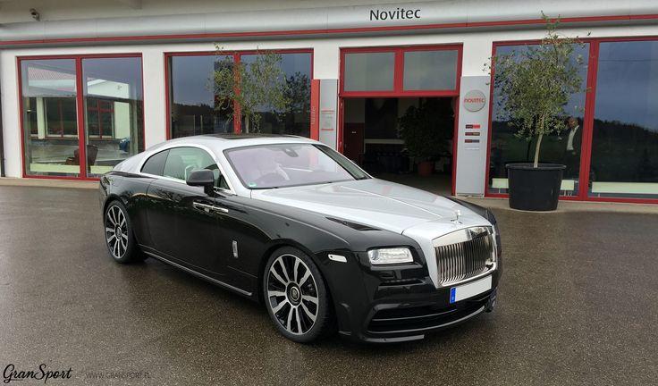 Rolls-Royce Wraith z pełnym pakietem modyfikacji Spofec.  Najbardziej sportowy z Rollsów wyróżnia się dyskretnym pakietem aerodynamicznym oraz niesamowitym zestawem felg. Modyfikacje te perfekcyjnie podkreślają wyjątkowość Wraitha, jednocześnie nie psując jego klasycznej bryły!  Przypomnijcie sobie również jedynego w Polsce Rolls-Royce Ghost z zamontowanym przez nas pakietem Spofec: http://gransport.pl/blog/realizacja-rolls-royce-ghost-spofec/  Oficjalny Dealer NOVITEC GROUP w Polsce Gran