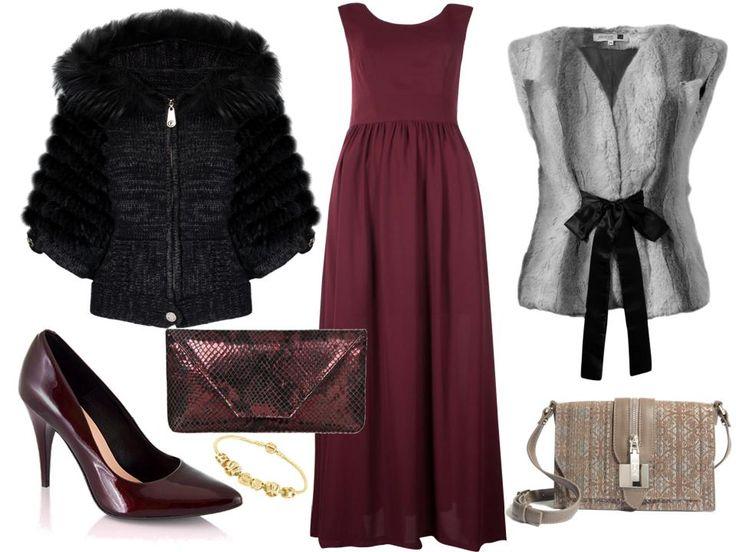 Bialcon, sukienka