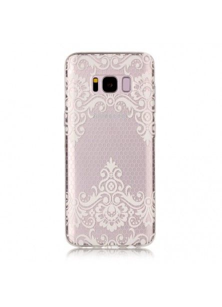 Coque Samsung Galaxy S8 - Unique Flower