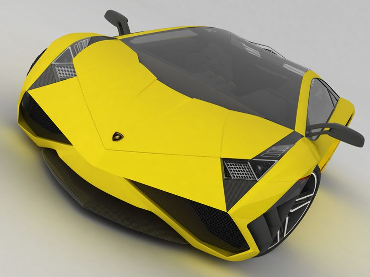 Lamborghini Conceito --- Gorgeous Machine
