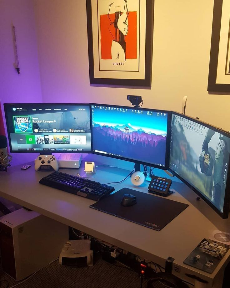 Creating a computer game room in your house can be actually hard, but these comp…