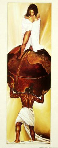 """Power of Man and Woman by Kevin """"WAK"""" Williams"""