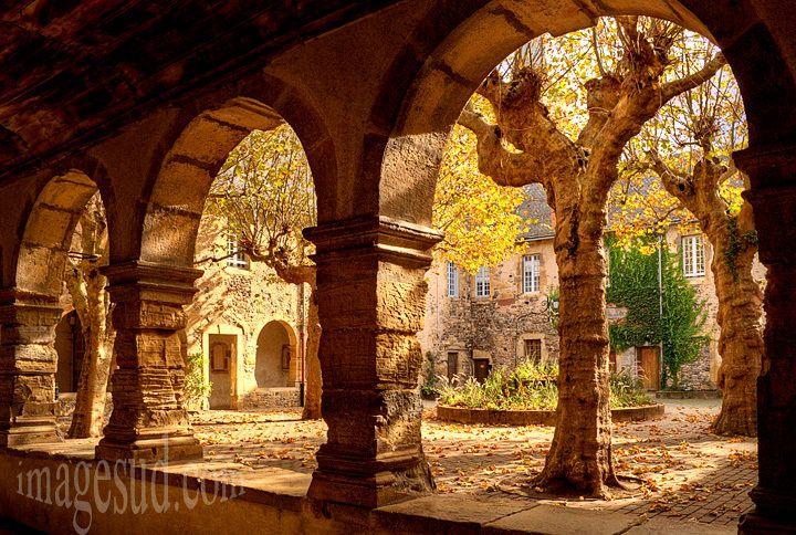 Saint-Geniez d'Olt, Aveyron, France