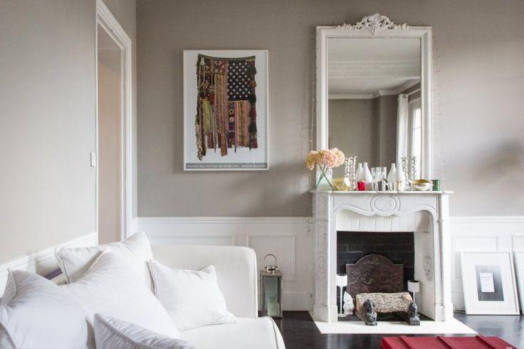 apr s un joli coin chemin e pi ces de monnaie fils et d co. Black Bedroom Furniture Sets. Home Design Ideas